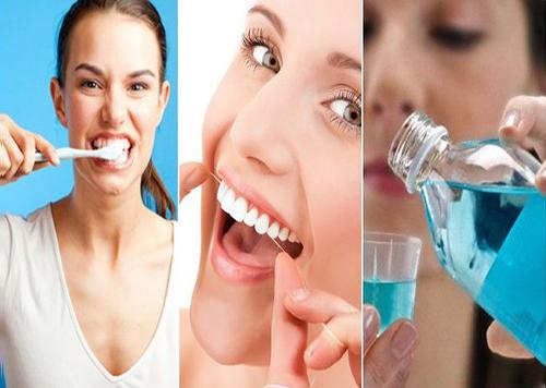 kiêng gì sau khi hàn răng 3