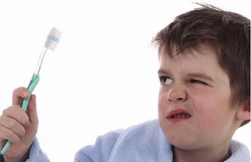 viêm nướu răng ở trẻ em 2