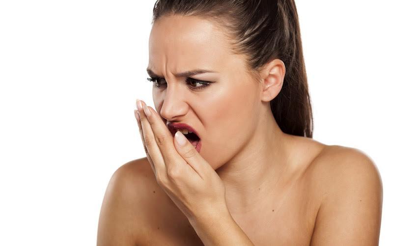 cách trị bệnh hôi miệng