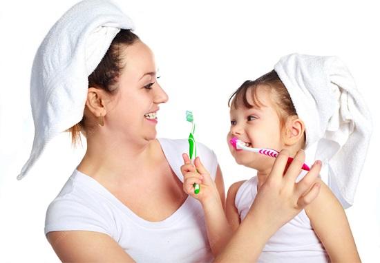 cách làm sạch răng