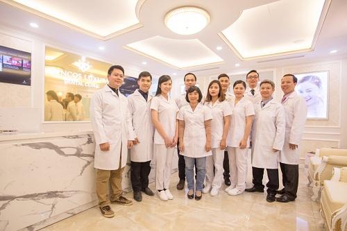 Đội ngũ y bác sỹ giàu kinh nghiệm tại nha khoa dencos