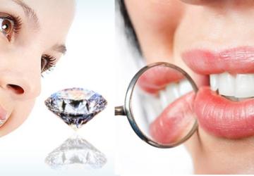 Tìm hiểu quy trình đính răng kim cương AN TOÀN – ĐẸP tại nha khoa